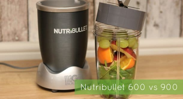 NutriBullet VS NutriBullet Pro: Complete Buyers Guide
