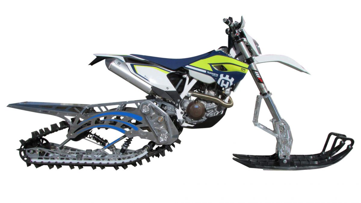 Dirt Biking In Snow: Amazing Hot Tips for Riders